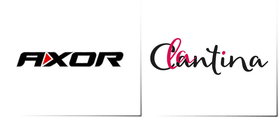 Розроблені логотипи від GBS Brand Expert Company