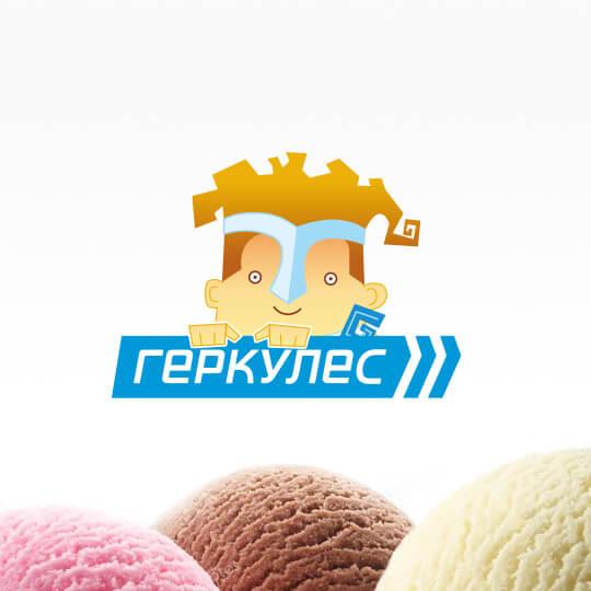 Мороженое ТМ«Геркулес»