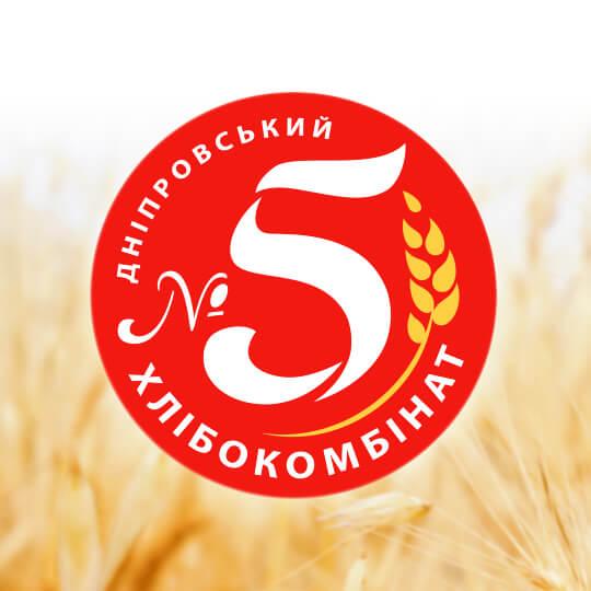 Сайт «Хлебокомбинат № 5»