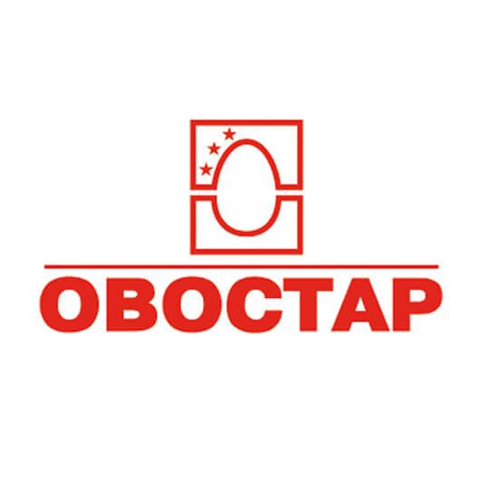 Бренд яичных продуктов OVOSTAR