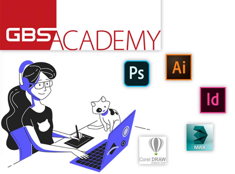Открытие курсов по изучению дизайнерских программ от «GBS Academy»!